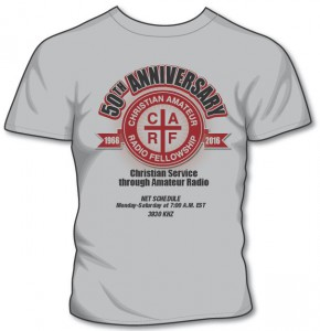 CARF 50th Anniversary Shirt